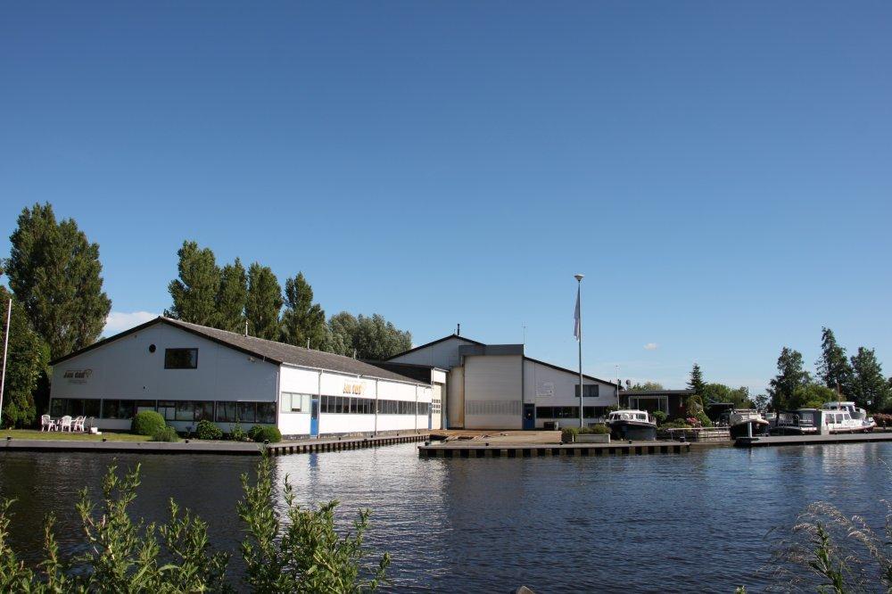 Scheeps- en Jachtwerf Jan Kok - Onderhoud - Reparatie - Renovatie - Nieuwbouw